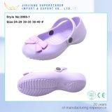 Les chaussures occasionnelles de la fille de santals de femmes de mode