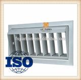 Difusor redondo del aire de la boquilla de jet del canalón del sistema de la HVAC