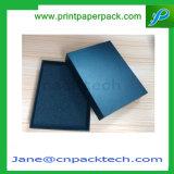 Kundenspezifisches steifes Papppapier zwei Stücke der Kasten-Installations-CD/DVD verpackenkasten-