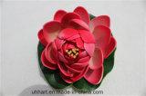 Mini hinduistischer Lotos-hoher Simulations-Großverkauf-künstliche Blume für Dekoration