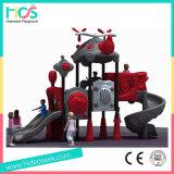 최신 판매 옥외 플라스틱 활주 운동장 장비 (HS02601)