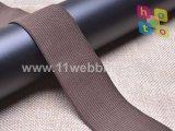 Tessitura elastica di lavoro a maglia del poliestere con le sbavature