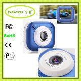 二重カメラ完全なHD 1080Pの背面図車DVR
