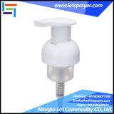 33/410 bomba blanca de la espuma plástica de la alta calidad de los PP para el producto de limpieza de discos