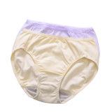 Anti-Bacterial Silver Fiber Cotton Lace Underwear for Women