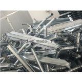 Гальванизированный сталью тец ремонтины Cuplock (TPCSOT001)
