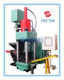 Machine hydraulique de presse à briqueter de sciure en métal