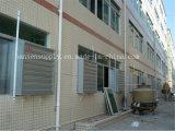 벽 산업 작업장 창고를 위한 Windows에 의하여 거치되는 환기 배기 엔진