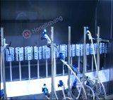 Línea de capa ULTRAVIOLETA Arma-Fija automática de llavero de aerosol
