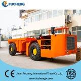 Nouveau Diesel l'exploitation minière hydraulique de puissance élevée tombereau/camions à benne pour tunnel souterrain