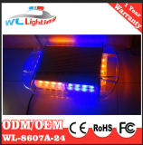Mini 1W LED Security Warning Amber Light Bars