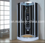 900mm Corner sauna de vapor con ducha (AT-D0207)