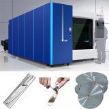Máquina de estaca rápida do laser da fibra do CNC para o preço da estaca do metal
