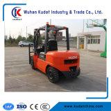 4tons hydraulischer Dieselgabelstapler Cpcd40 mit CER