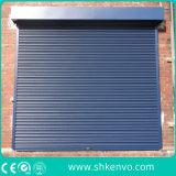 Isolierwalzen-Blendenverschluss-Garage-Tür mit Fernsteuerungs