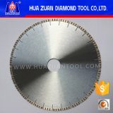 Green Product 250mm Fan-Type Marble HSS Circulaire Saw Blade à vendre