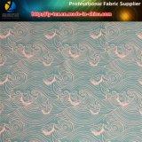 150d Polyester impreso Shirting Gabardine Twill Tejidos
