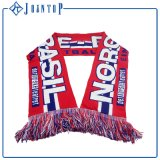 Способ Stripes шарф Knit жаккарда акриловый для женщины