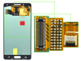 Lcd-Screen-Bildschirmanzeige-komplettes ursprüngliches echtes für Samsung-Galaxie A5 Sm-A500 LCD