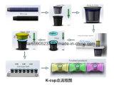 自動等級Kのコップの詰物およびシーリング機械
