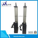 cylindres pneumatiques linéaires de servo moteur à C.A. de la vitesse 300mm/S