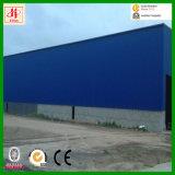 Fabricante de China del taller de la estructura de acero del palmo grande