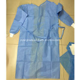 Vestido quirúrgico disponible de Stelized SMS en hospital
