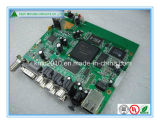 A Placa de Circuito Eletrônico High-Tg através do furo de montagem serviço PCBA