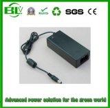 Skate de dobramento de /Electric da bicicleta do adaptador esperto de 25.2V2a AC/DC para a bateria de lítio