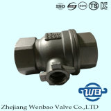 2PC Korea Type Ball Valve 1000 P/in mit Lever