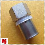Latón DZR Pulse la colocación de Pex al tubo Pex