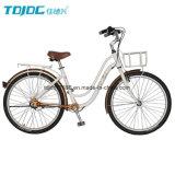 [أم/ودم] صاحب مصنع مدينة درّاجة, يستعمل سيّدة درّاجة
