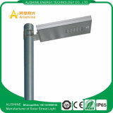 15W Solarstraßenlaternedes Hersteller-Ce/RoHS Bridgelux LED