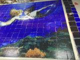 Mattonelle di mosaico di disegno del reticolo, mosaico della piscina (HSP333)