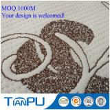 Breathable 자카드 직물 100%년 폴리에스테 뜨개질을 하는 매트리스 직물