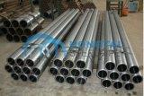 Tubo que raspa afilado con piedra del tubo del cilindro del tubo hecho en China