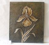 Equipamiento del hogar de la lona Pintura del patrón decorativo de Phalaenopsis