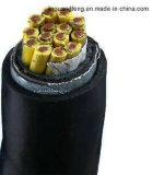 Kyjv22 XLPE изолировало кабель системы управления обшитый PVC стальной ленты Armored Sta 0.6/1kv