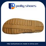 Sandalias al por mayor de China del nuevo del diseño deslizador de los hombres