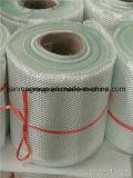 Vagabundagem tecida fibra de vidro, tela 600g da fibra de vidro, largura do Min. 10cm