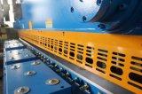 QC11K 최상 유압 단두대 절단기 깎는 기계