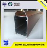 Profils en aluminium des graines en bois pour Windows et les portes a