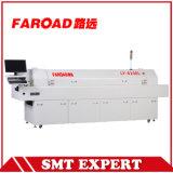 Automatischer inline 6 Rückflut-Ofen der Zonen-SMT für gedruckte Schaltkarte LED