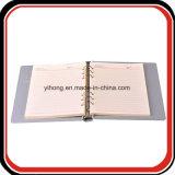 Pasta de metal / alumínio Custom Custom Organizer Planner