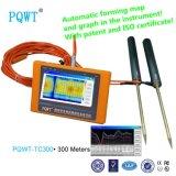 Het beste Verkopen! Pqwt-Tc300 Ondergrondse Detector 300m van het Water de Detector van de Vinder van het Water ondergronds
