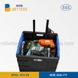 Новая коробка комплекта инструментов электричества в коробке хранения Китая