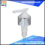 28/pompe de lotion de placage de 410 plastiques