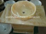 Polished раковина Onyx типа тазика мытья высокая