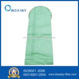 Зеленая бумага пылесос для Rubbermaid подушек безопасности