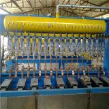 セリウムが付いている電流を通された鋼線の網の塀の溶接機